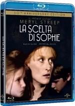 La copertina di La scelta di Sophie (blu-ray)