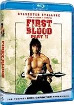 La copertina di Rambo 2 - La vendetta (blu-ray)