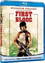 La copertina di Rambo - First Blood (blu-ray)