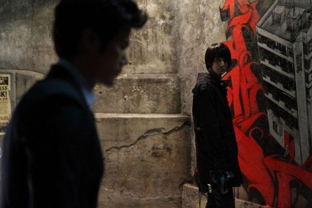 Psycho-metry: una scena del thriller sudcoreano