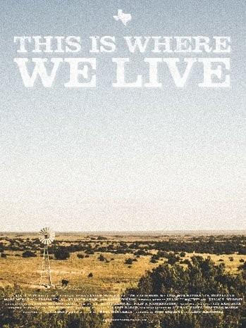 This Is Where We Live: la locandina del film