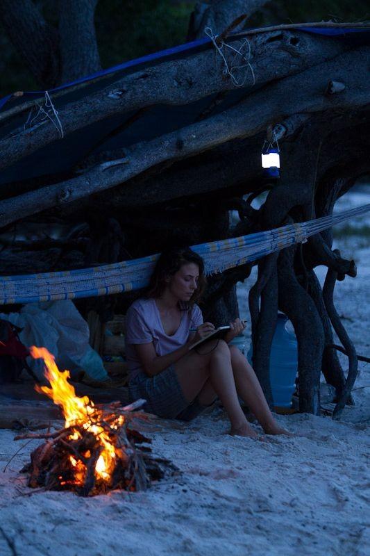 Un giorno devi andare: Jasmine Trinca nei panni di Augusta in una scena del film