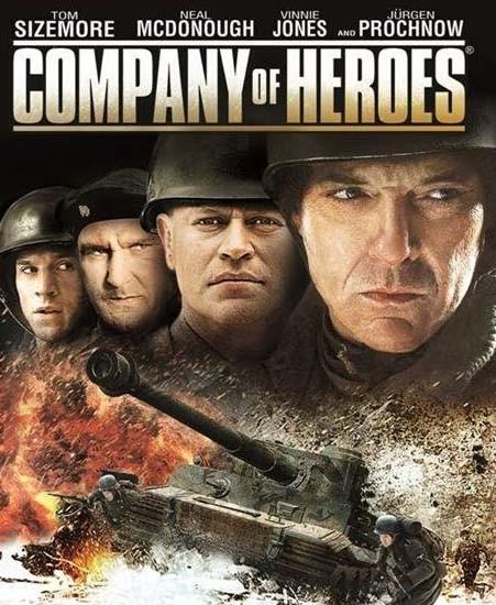 Company of Heroes: la locandina del film