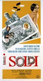 I soldi: la locandina del film