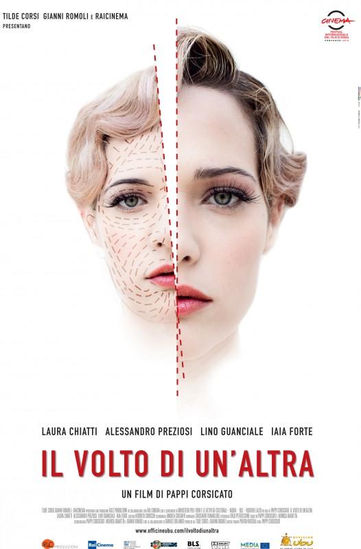 Il volto di un\'altra: la locandina del film