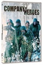 La copertina di Company of Heroes (dvd)