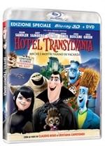 La copertina di Hotel Transylvania 3D (blu-ray)