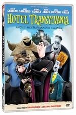 La copertina di Hotel Transylvania (dvd)