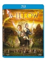 La copertina di Willow (blu-ray)