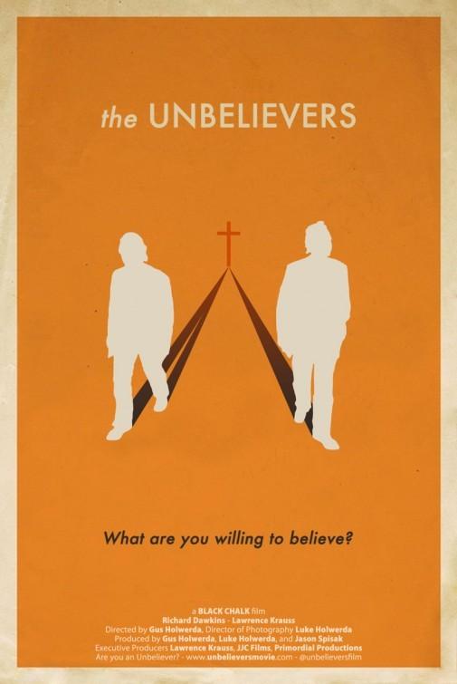 The Unbelievers: la locandina del film