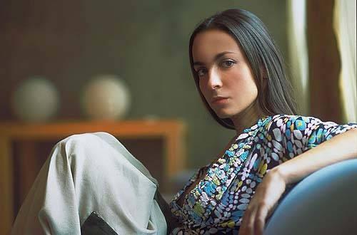 Una bella foto di Camila Raznovich