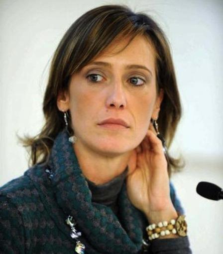 Una foto di Ilaria Cucchi