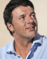 Una foto di Matteo Renzi