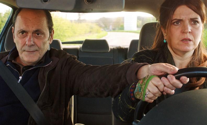 Au bout du conte: Jean-Pierre Bacri e Agnès Jaoui in una scena