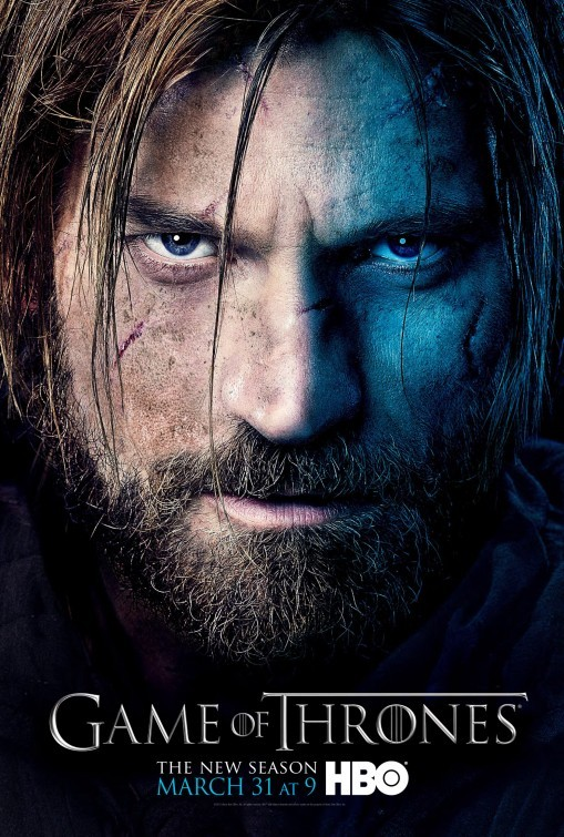 Game of Thrones: Character Poster di Jaime per la stagione 3