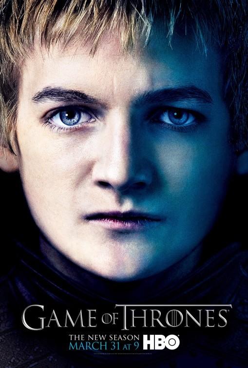 Game of Thrones: Character Poster di Joffrey per la stagione 3