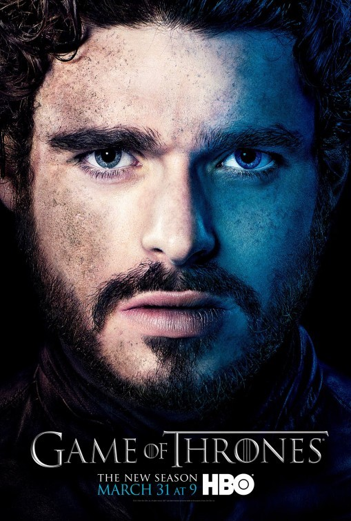 Game of Thrones: Character Poster di Robb per la stagione 3