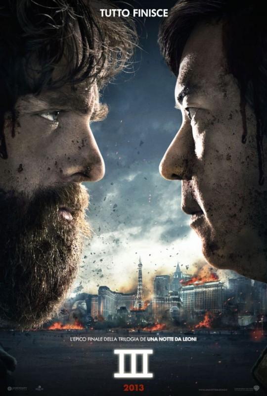 Una notte da leoni 3: il teaser poster italiano del film