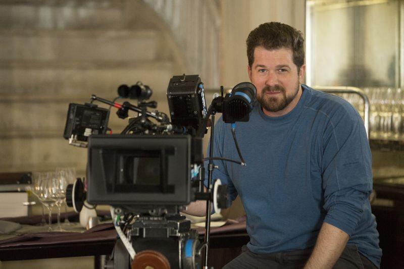 Io sono tu: il regista Seth Gordon in una foto promozionale