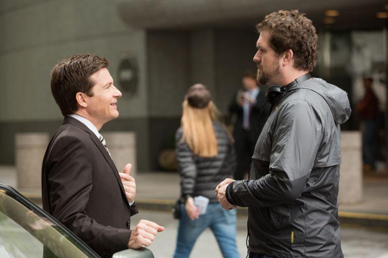 Io sono tu: Jason Bateman sul set del film col regista Seth Gordon