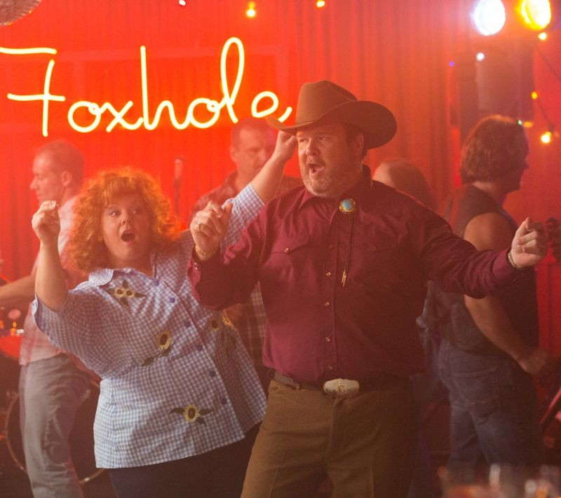 Io sono tu: Melissa McCarthy con Eric Stonestreet ballano in una scena del film