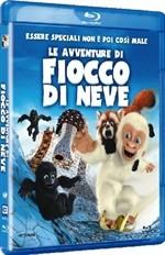 La copertina di Le avventure di Fiocco di Neve (blu-ray)
