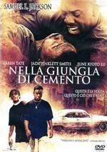 La copertina di Nella giungla di cemento (dvd)