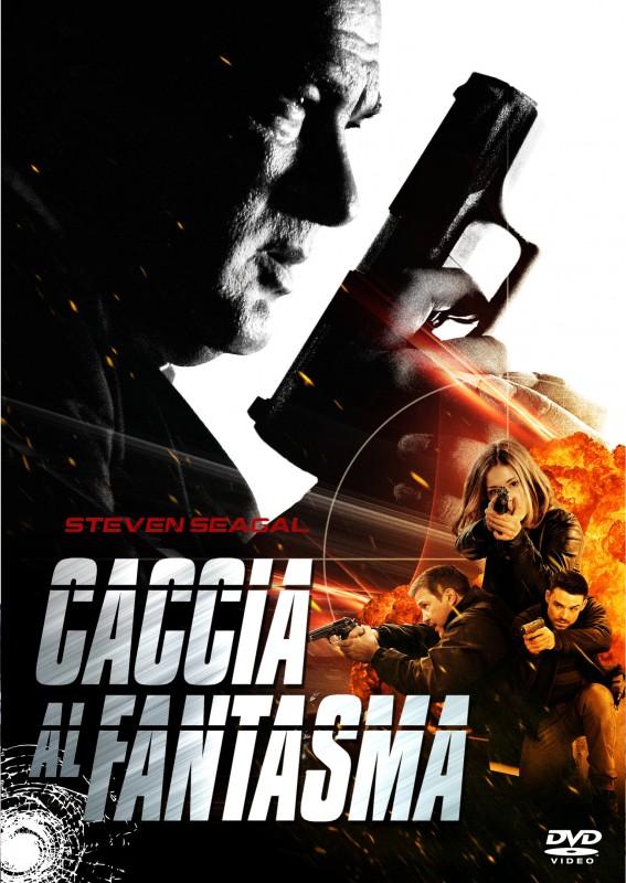 La copertina di True Justice: Caccia al fantasma (dvd)