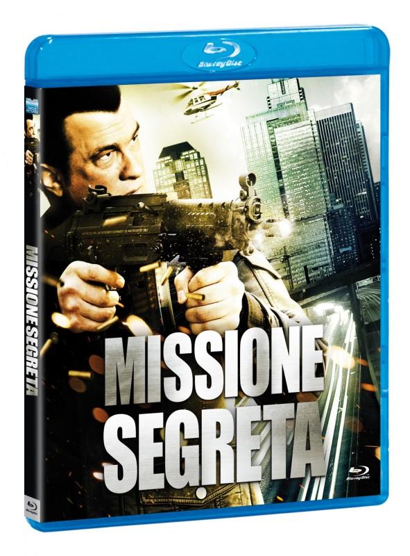 La copertina di True Justice: Missione segreta (blu-ray)