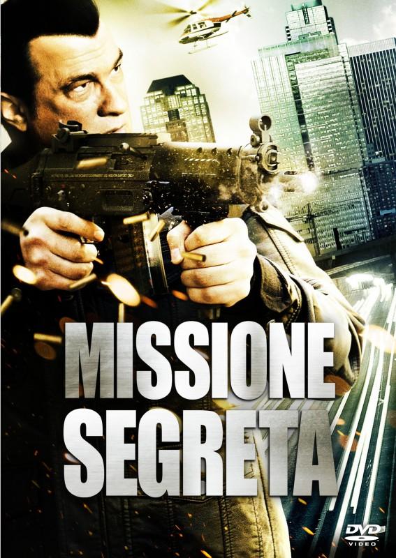 La copertina di True Justice: Missione segreta (dvd)