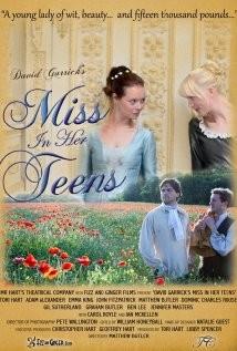 Miss in Her Teens: la locandina del film