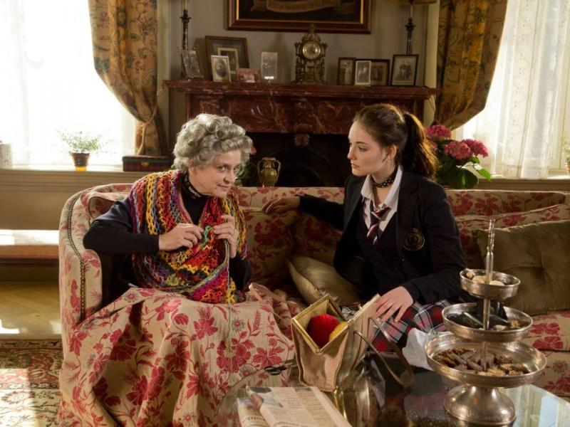 Rubinrot - Maria Ehrich e Katharina Thalbach in una scena del film