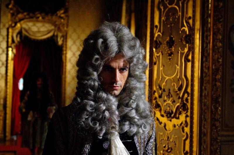 11 settembre 1683: Antonio Cupo è Il Duca di Lorena in una scena del film