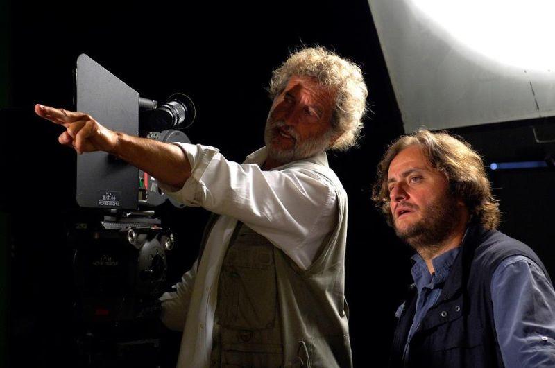 11 settembre 1683: il regista Renzo Martinelli dietro la macchina da presa