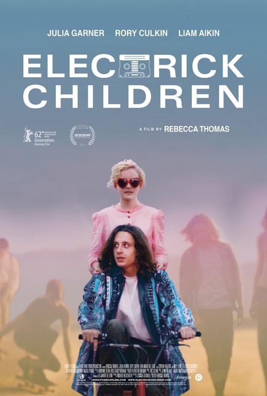 Electrick Children: la nuova locandina del film