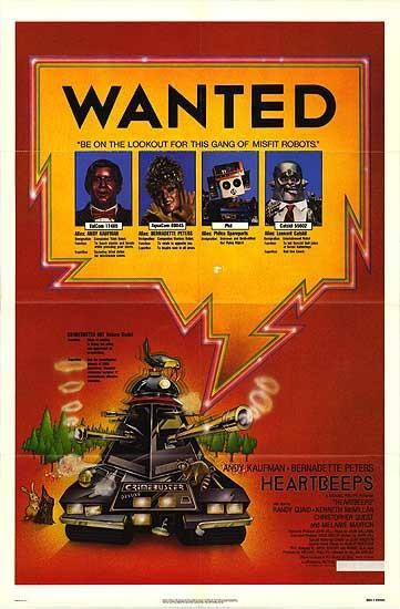 Heartbeeps: la locandina del film
