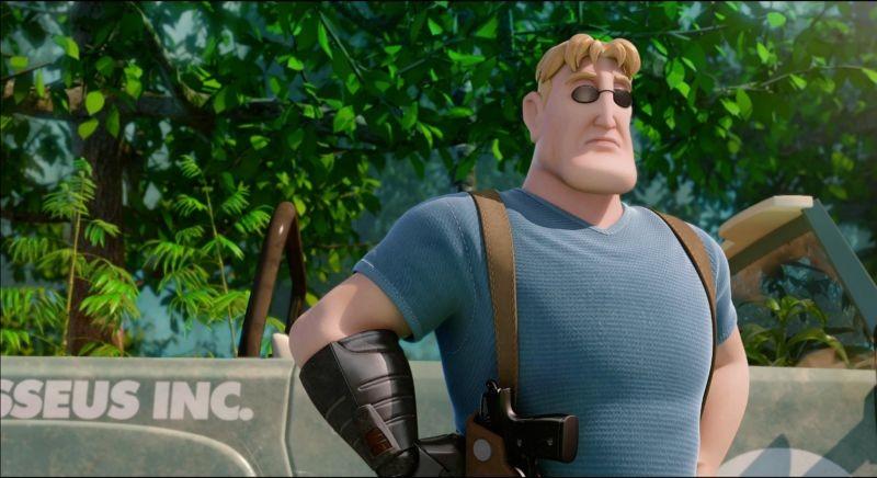 Le avventure di Taddeo l'esploratore: una scena tratta dal film d'animazione diretto da Enrique Gato