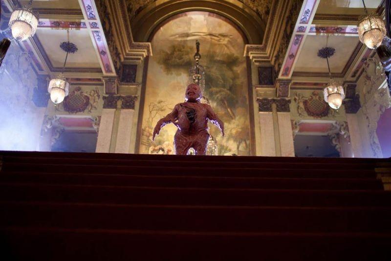 Le streghe di Salem: il diavolo in un'immagine tratta dal nuovo film di Rob Zombie