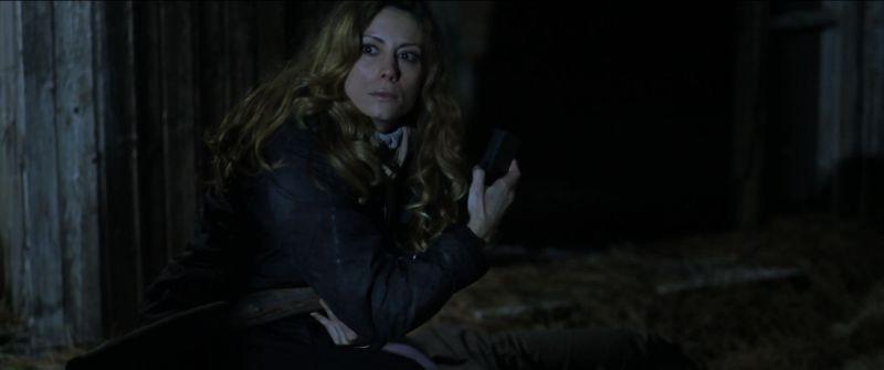 Midway - Tra la vita e la morte: Antonella Salvucci in una scena del film horror diretto da John Real