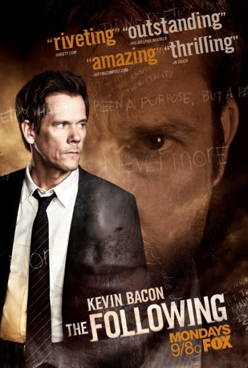 The Following: un nuovo poster della serie Fox