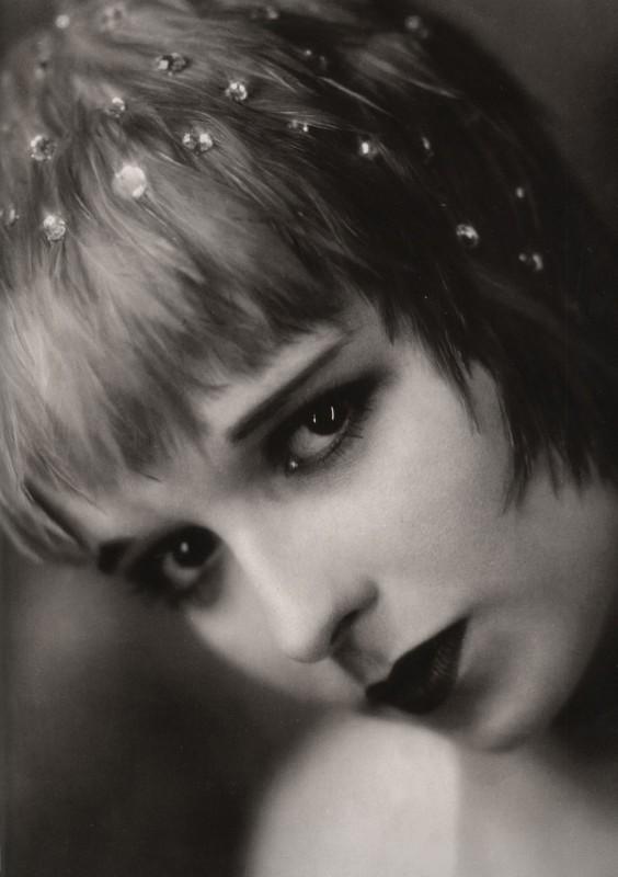 un ritratto di Louise Brooks