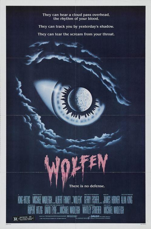 Wolfen, la belva immortale: la locandina del film