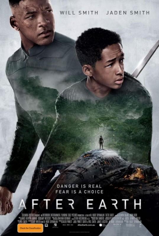 After Earth: nuova locandina internazionale del film