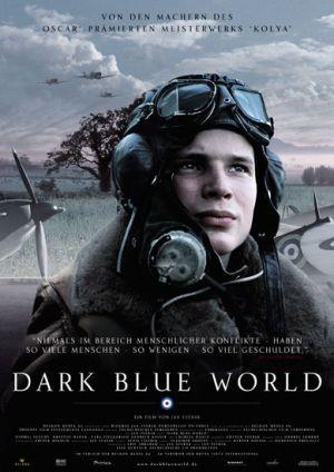 Dark Blue World: la locandina del film