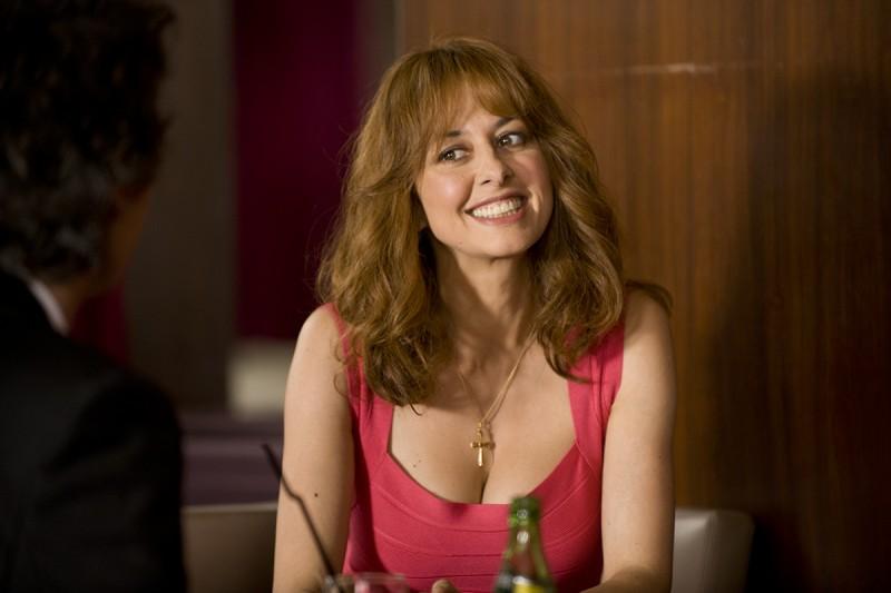 E' successo a Saint-Tropez: Valérie Bonneton in una scena del film