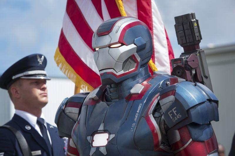 Iron Man 3: l'armatura nuova di zecca per il nostro supereroe