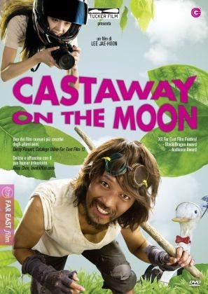 La copertina di Castaway on the Moon (dvd)