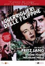La copertina di I guerriglieri delle Filippine (dvd)