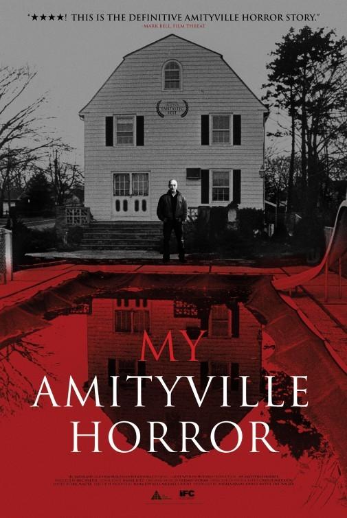 My Amityville Horror: la locandina del film