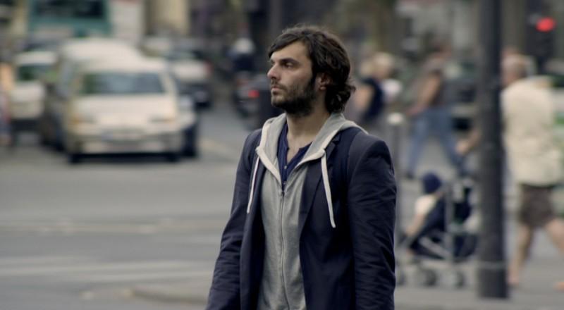 Pio Marmai nel film Les Nuits avec Théodore